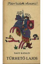 Tűrhető Lajos - Régikönyvek