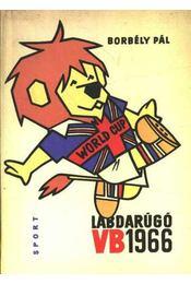 Labdarúgó VB 1966 - Régikönyvek