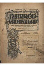 Nimród-Vadászlap 1921. okt. 15. - Régikönyvek