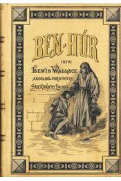 Ben-Húr I-II. kötet - Régikönyvek