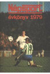 Népsport évkönyv 1979 - Régikönyvek