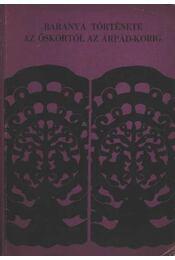 Az őskortól az Árpád-korig - Régikönyvek