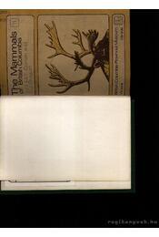 The Mammals of British Columbia - Régikönyvek