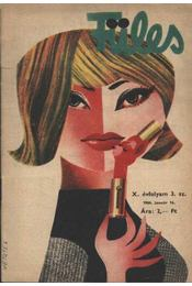 Füles 1966. X. évfolyam 1-26. szám (fél évfolyam) - Régikönyvek
