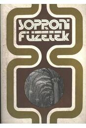 Soproni füzetek - Régikönyvek