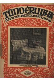 Tündérujjak 1931. július VII. évf. 6. szám - Régikönyvek