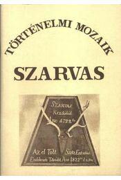 Szarvas történelme a honfoglalástól a reformkorig (1825) - Régikönyvek