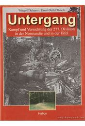 Untergang - Régikönyvek