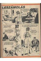 Leszámolás ( Füles1987. 7-28 szám 1-22 rész ) - Régikönyvek
