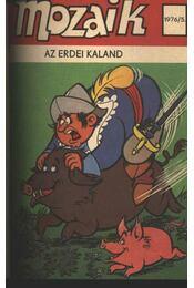 Az erdei kaland (Mozaik 1976/5) - Régikönyvek