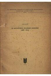 Az agrárszocialista olvasókörök történetéből (dedikált) - Régikönyvek