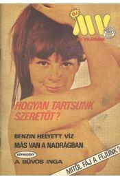 Mi Világunk 1985/4. szám - Régikönyvek