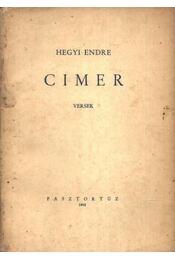 Cimer - Régikönyvek