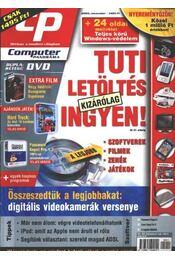 Computer panoráma 2005/11 - Régikönyvek