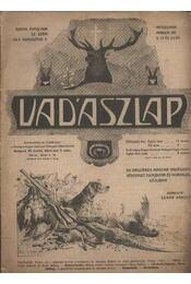 Vadászlap 1917. aug. 5. - Régikönyvek