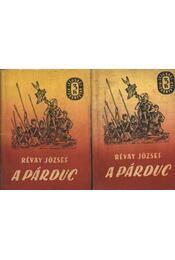 A párduc I-II. kötet - Régikönyvek