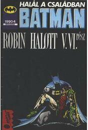 Batman 1990/4. - Régikönyvek