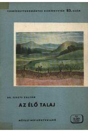 Az élő talaj - Régikönyvek