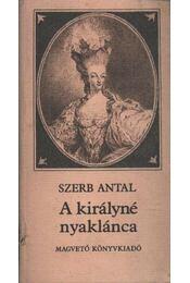 A királyné nyaklánca - Régikönyvek