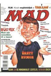 Mad 1999/6. november 18. szám - Régikönyvek