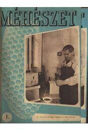 Méhészet 1968. évf. (teljes) - Régikönyvek