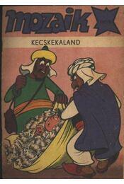 Kecskekaland (Mozaik 1981/11.) - Régikönyvek