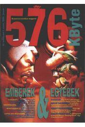 576 KByte 1995. január 1. szám - Régikönyvek