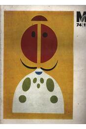 Művészet 1974/11 - Régikönyvek