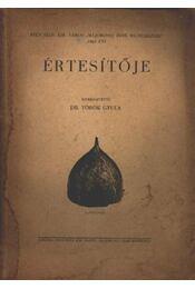 Pécs Szab. Kir. Város Majorossy Imre Múzeumának 1942. évi értesítője - Régikönyvek