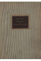 Hazafiság és internacionalizmus - Régikönyvek