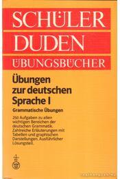 Übungen zur deutschen Sprache I - Régikönyvek
