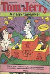Tom és Jerry (Második füzet) - A nagy tévésiker - Régikönyvek