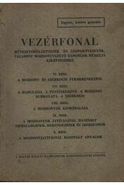 Vezérfonal VI-X. - Régikönyvek