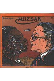 Múzsák Múzeumi Magazin 1979. évf. (hiányos) - Régikönyvek