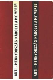 Anti-menyország (dedikált) - Régikönyvek