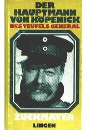 Der Hauptmann von Köpenick - Des Teufels General - Régikönyvek