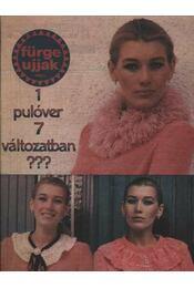 Fürge Ujjak 1982. XXVI. évfolyam (Hiányos) - Régikönyvek