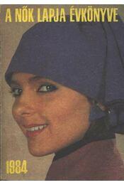 A nők lapja évkönyve 1984 - Régikönyvek