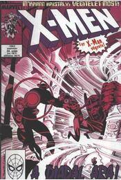 X-Men 1996/5 szeptember 34. szám - Régikönyvek