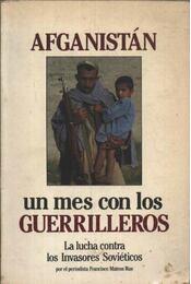 Afganistán... Un mes con los guerrilleros - Régikönyvek