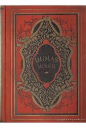 Gróf Monte Cristo I-IV. kötet (két kötetbe kötve) - Régikönyvek