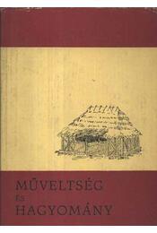 Műveltség és hagyomány IX. - Régikönyvek