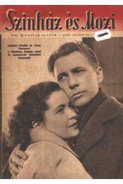 Szinház és Mozi 1955. július VIII. évfolyam 29. szám - Régikönyvek