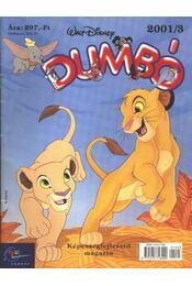 Dumbó 2001/3 - Régikönyvek