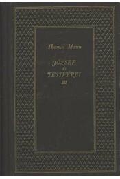 József és testvérei III. - Régikönyvek