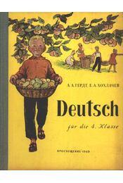 Deutsch für die 4. Klasse - Régikönyvek