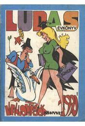 Ludas Évkönyv 1990 - Régikönyvek