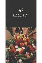 46 recept - Régikönyvek