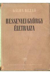 Bessenyei György életrajza - Régikönyvek