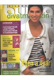 Burda 2002/5. sz. - Régikönyvek